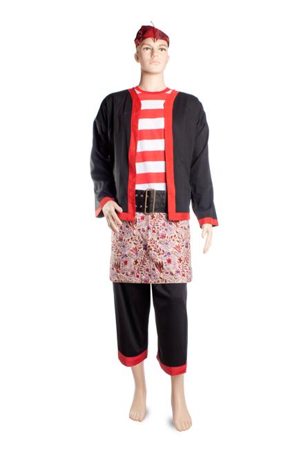 Sewa Baju Adat Tradisional BDP 004