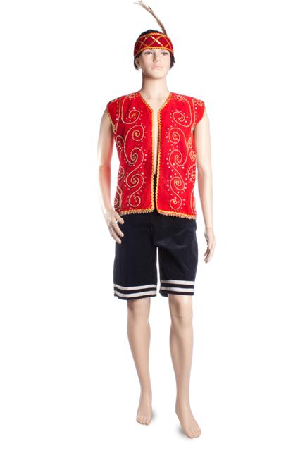 Sewa Baju Adat Tradisional BDP 009