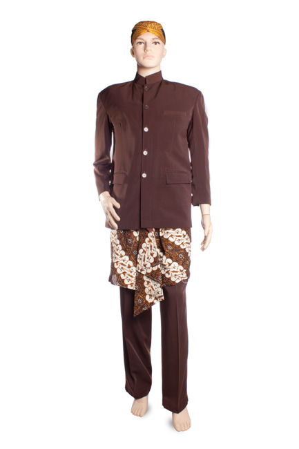 Sewa Baju Adat Tradisional BDP 013