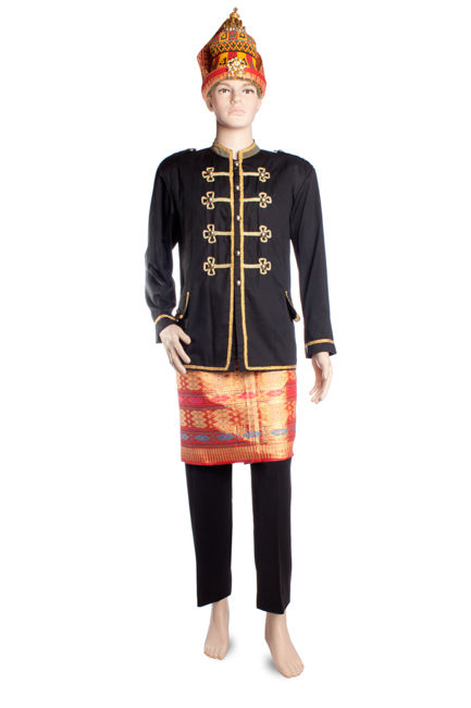 Sewa Baju Adat Tradisional BDP 011