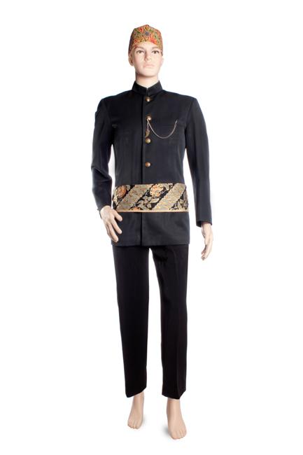 Sewa Baju Adat Tradisional BDP 012