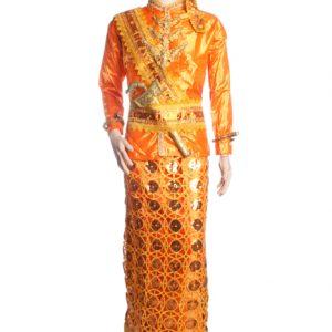 Sewa Baju Adat Tradisional BDP 019