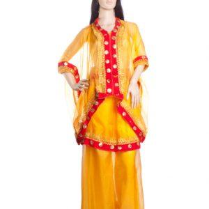 Sewa Baju Adat Tradisional BDP 020
