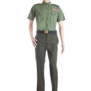 Kostum Profesi PRL 007 TNI